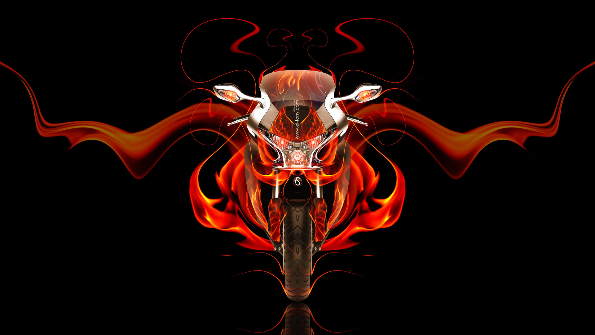 Wallpaper Motorcycles Photo Picture Tony Kokhan