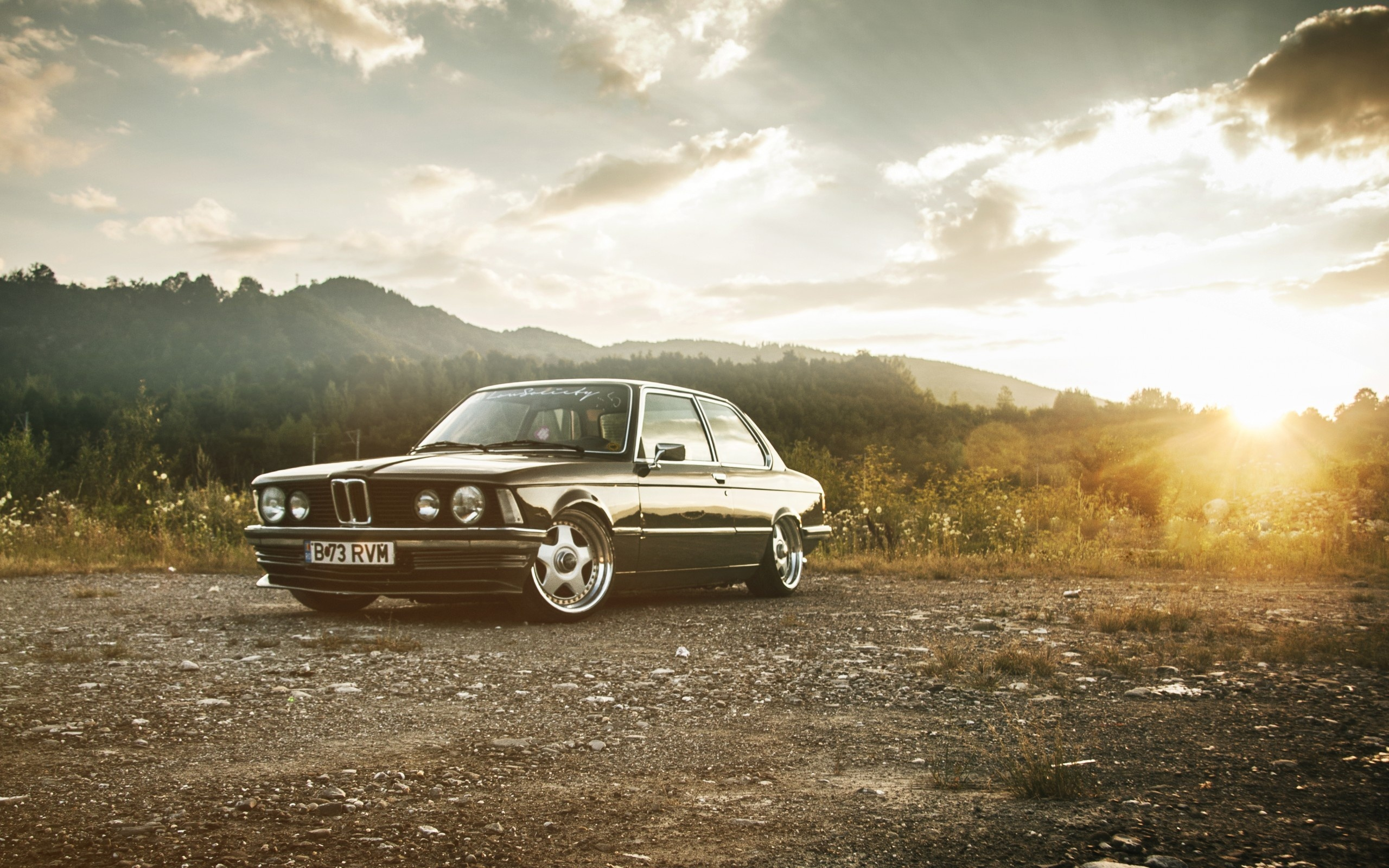 Wallpaper Cars Photo Picture Bmw E21 Stance Bmw
