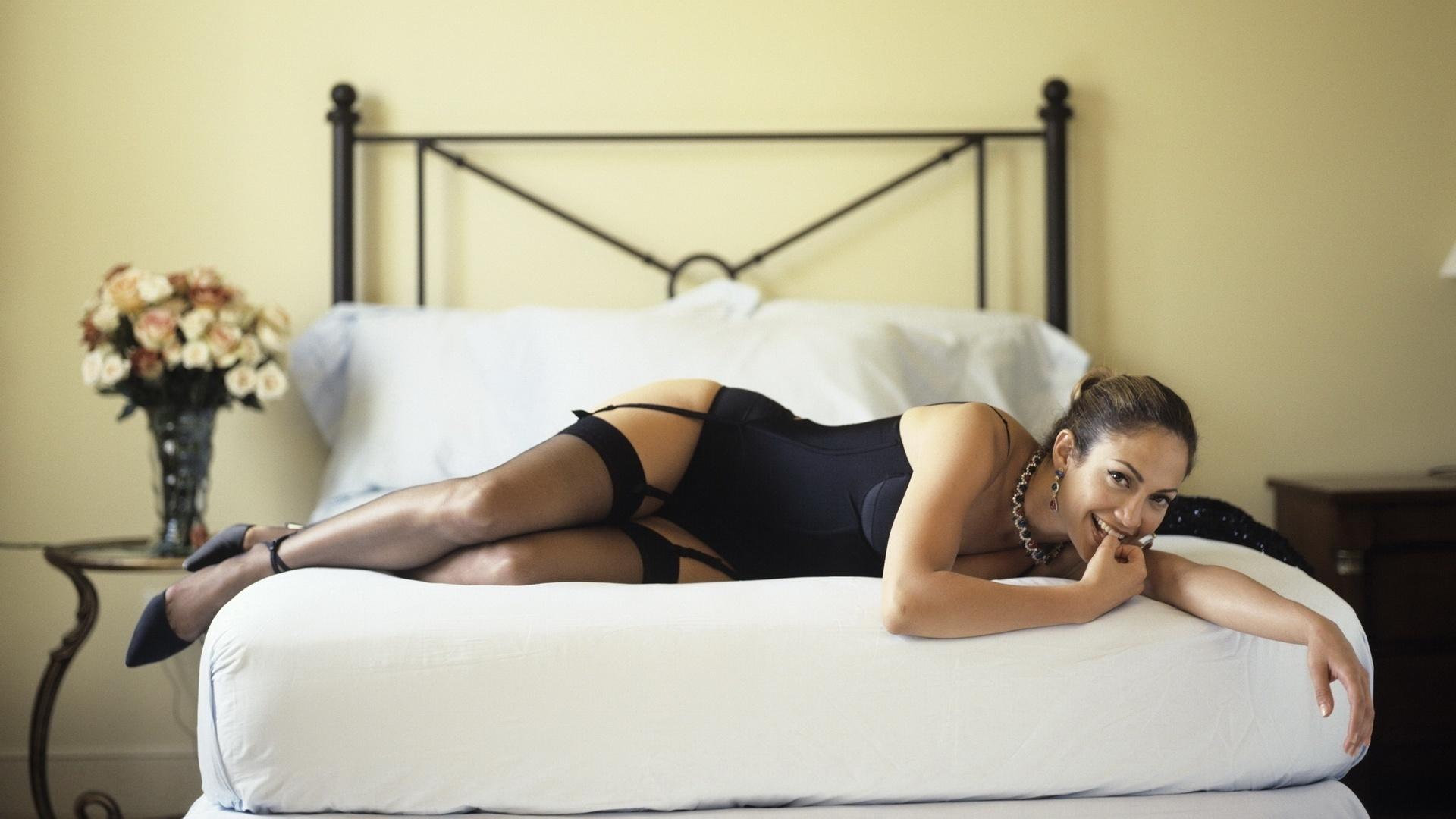 Fotografie sexy černá dívka