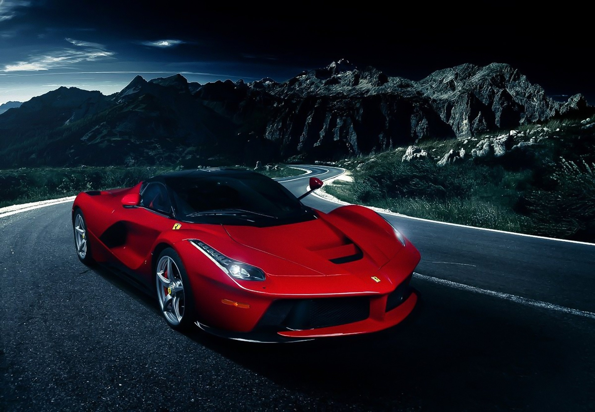 Popular Wallpaper Night Ferrari - 080640336  Best Photo Reference-269591.jpg