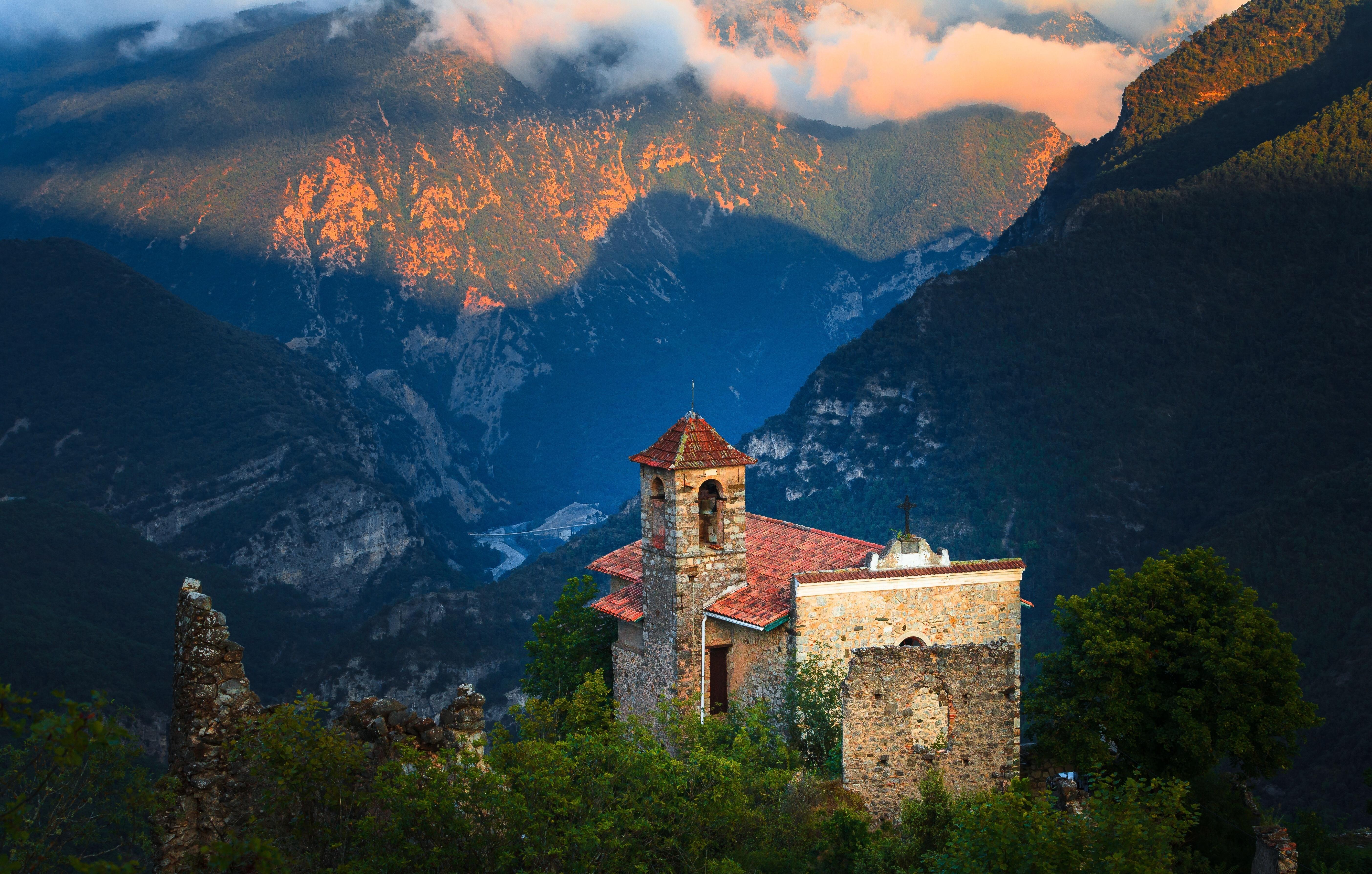 Wallpaper Nature Photo Picture Tornatore Alpes