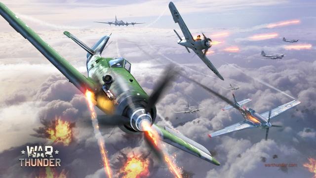 літаки, повітряні бої