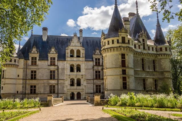 France, castle, castles of France, beauty