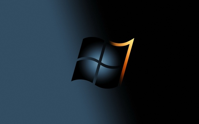 операционная, система, логотип, бренд, окна