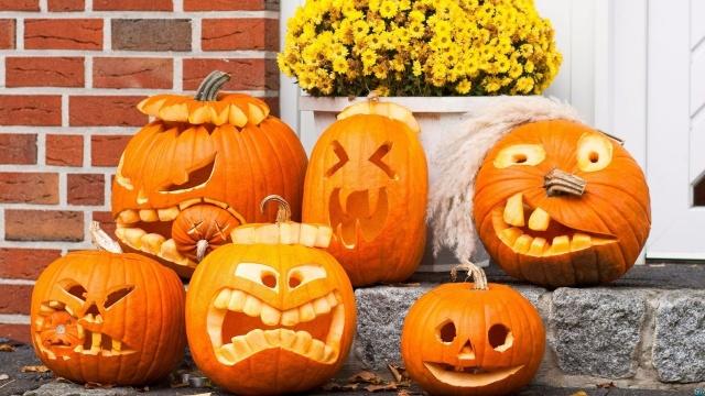 праздник, Хэллоуин, 31 октября