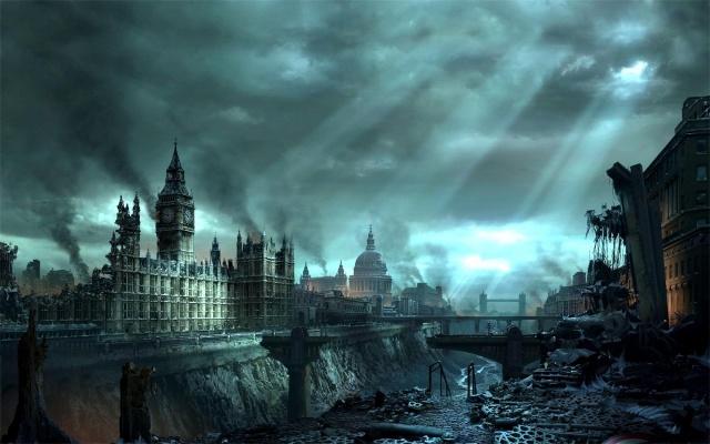 Хеллгейт: Лондон, катаклізм, зруйноване місто