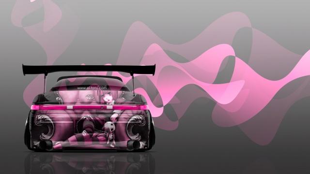 Wallpaper | Cars | Tony Kokhan, Toyota, Mark2, JZX90, JDM