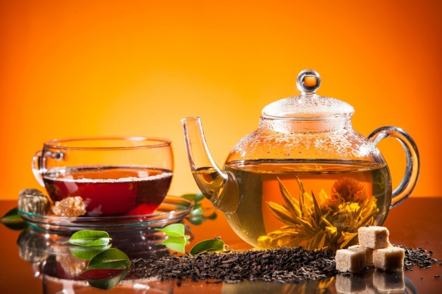 напої, чай, смачно