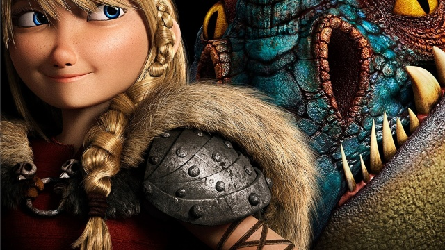 how to train your dragon, the film