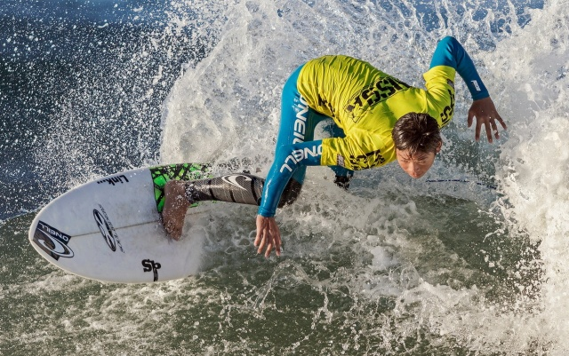 surfing, wave, athlete, beauty, Board