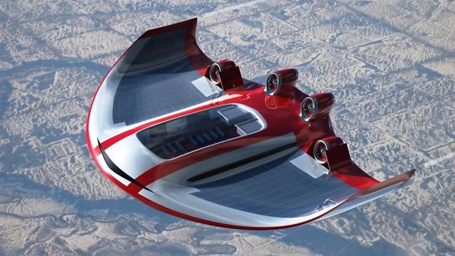 полёт, фантастический аппарат