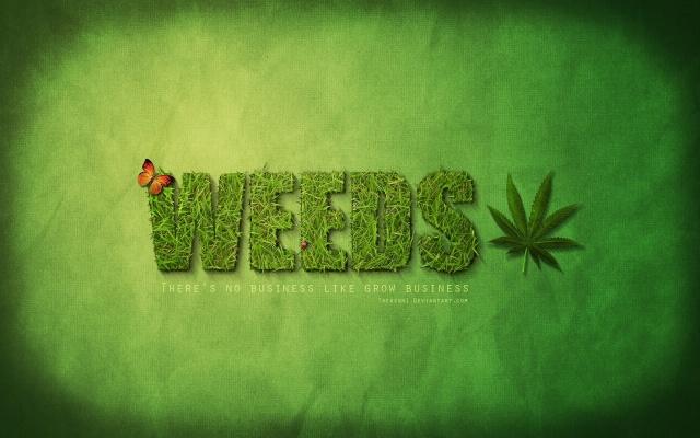 Косяки, трава, Курити, серіал