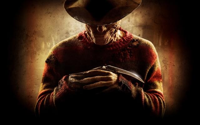 ужасы, фредди крюгер, кошмары на улице вязов, Убийца, маньяк, свитер, полоски, перчатка, нож