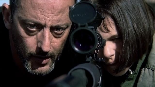 Leon, killer, Jean Reno, Natalie Portman