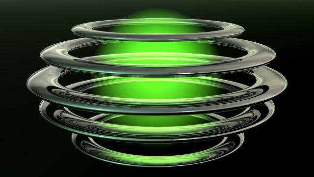 Circle, 3D