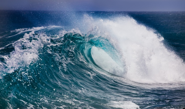nature, the ocean, beautiful, spray, summer, water, super, photo