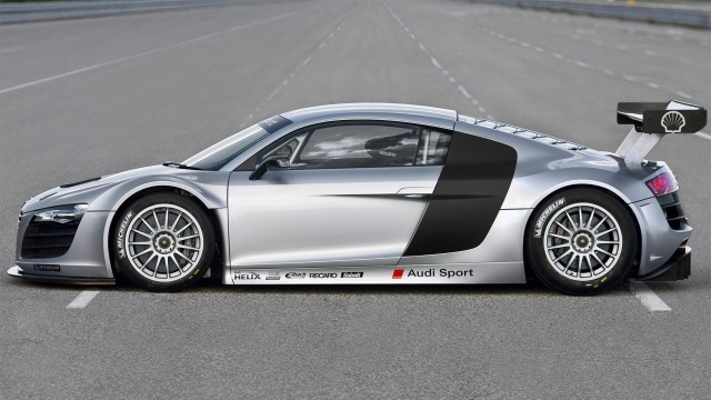 sports car, audi r8, car, asphalt, tuning, audi, r8, spoiler, drives