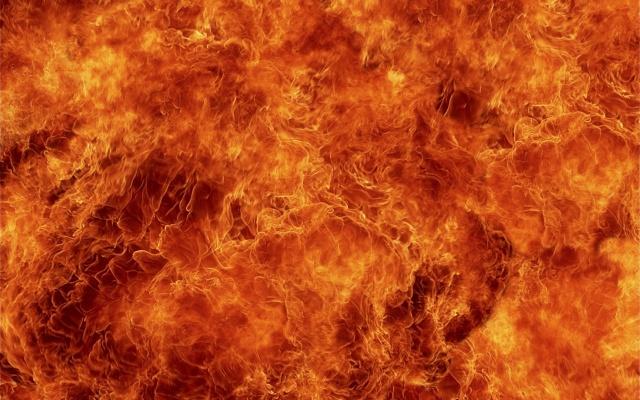 вогонь, Полум'я, Текстури