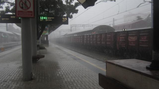 поїзд, вокзал, вагони, залізничний