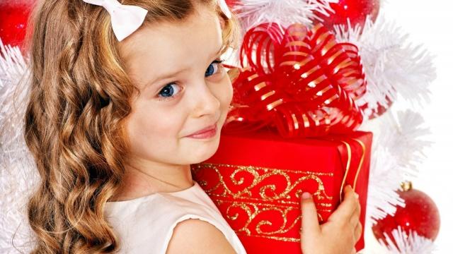 ребёнок, подарок