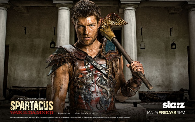 Спартак, спартак, війна проклятих