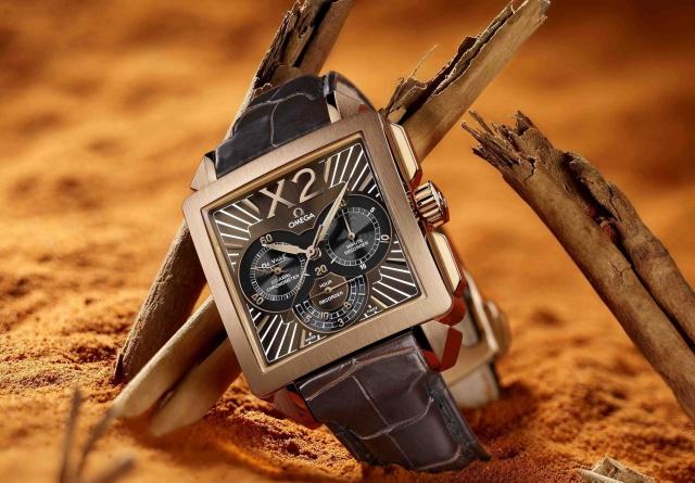 zlato, omega, hodinky, čas - písek, chronometr, vánoční