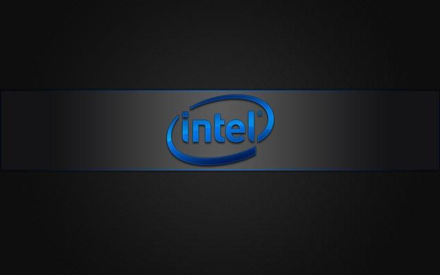 Процессор Intel, бренд, лого