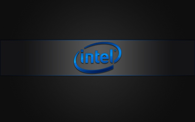 Intel, značka, logo