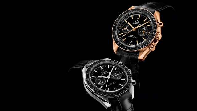 watch, chronograph, omega, co-axial, moonwatch