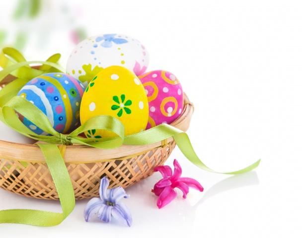 Velikonoce, VEJCE, květiny, jaro, velikonoce