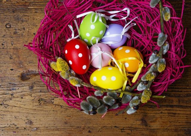 VEJCE, na jaře, Velikonoce, velikonoce