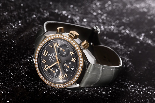 speed ladies, gold, skin, Style, watch, omega