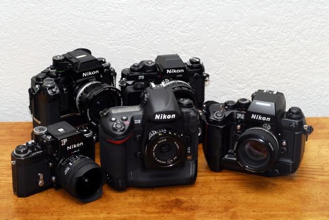 film, mirror, Nikon, the camera, f f2 f3 f4 d3 aerial