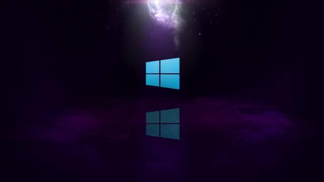 win10, windows, logo