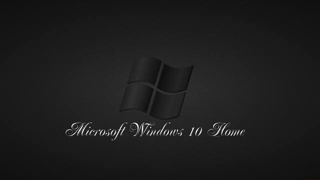 microsoft, windows, 10 Home