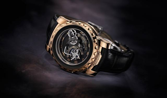 watch, ulysse nardin, freak phantom, watch
