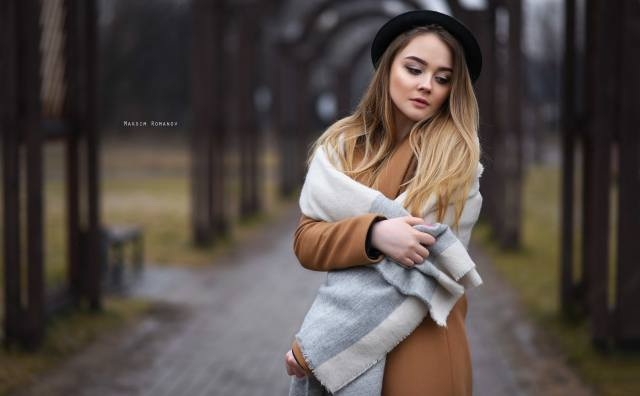 дівчина, довге волосся, портрет, фотограф, Максим Романов, maks romanov