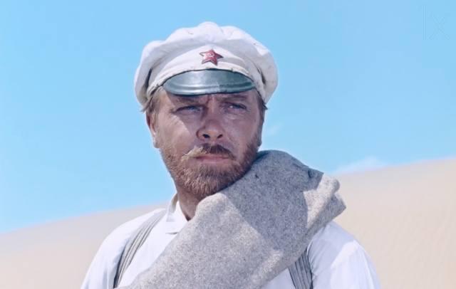 Анатолий Кузнецов, Белое солнце пустыни, Товарищ Сухов