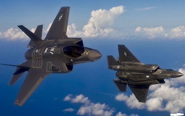 F-35, lightning ii, stíhačky