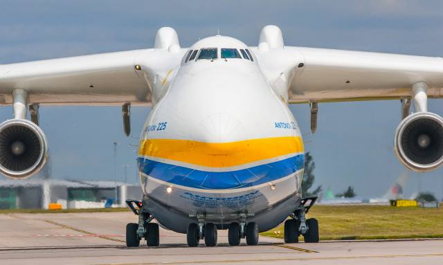 the plane, Mriya, an-225, Ukraine