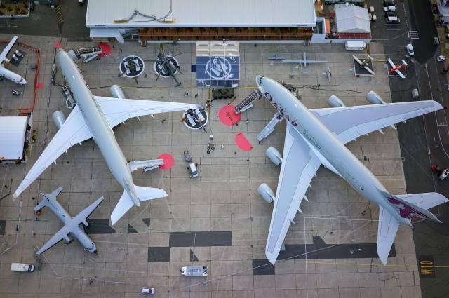 Аеробус, а350, літаки