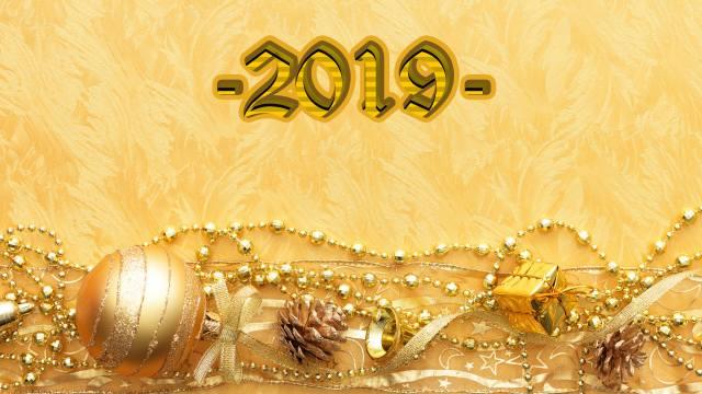 New year, 2019