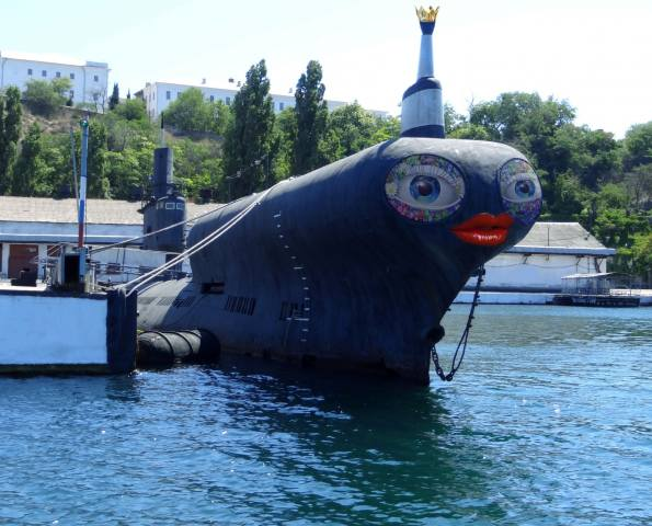 submarine, humor, creative