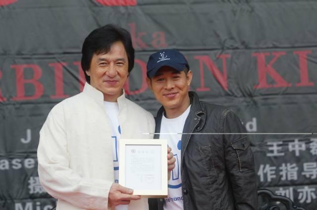 Обои джет ли, Jackie Chan, actors