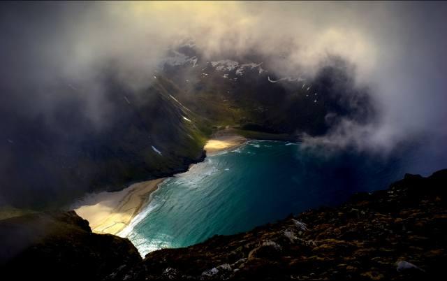 Landscape Nature Wallpapers, Scenic, příroda, krajiny, pláž