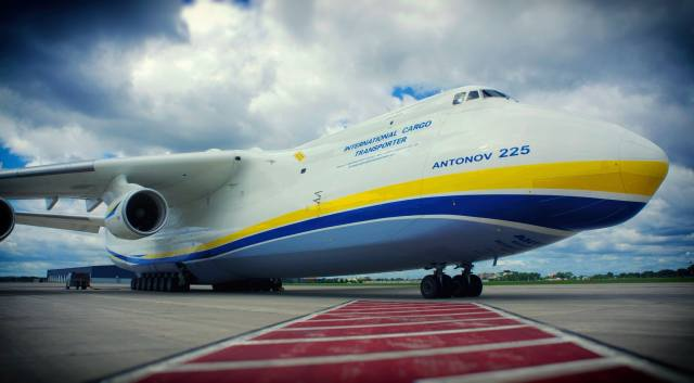 letadlo, Mria, an-225, Ukrajina