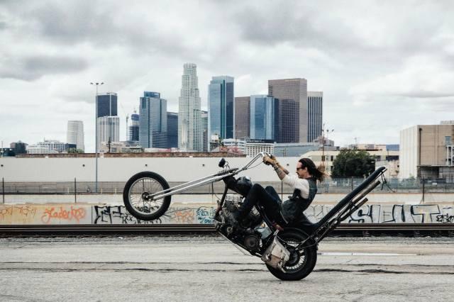 Los Angeles, the city, Harley Davidson