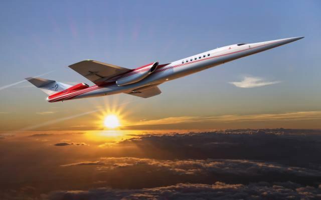Aerion, as2, letadlo, koncept