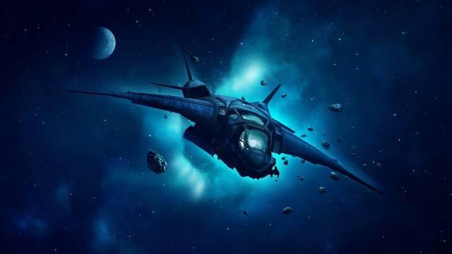 fantasy, space
