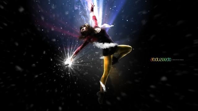 music, dance, girl